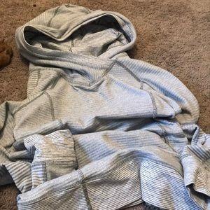 Lululemon sweatshirt pique